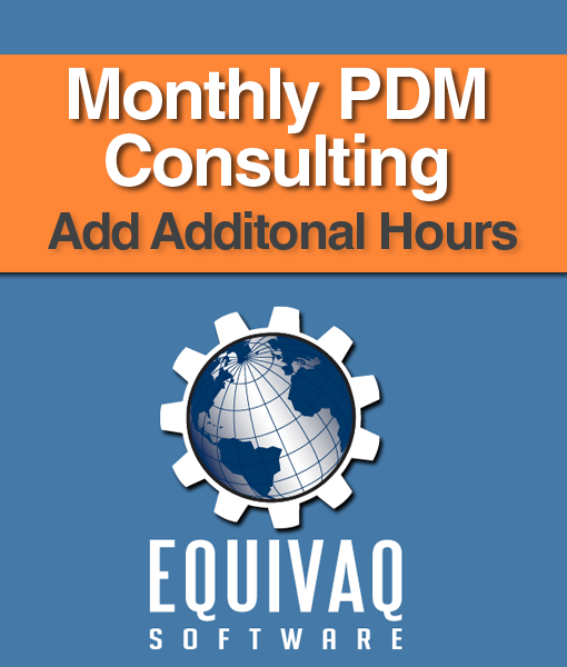 equivaq-solidworks-Monthly-PDM-Consulting-additional-hours